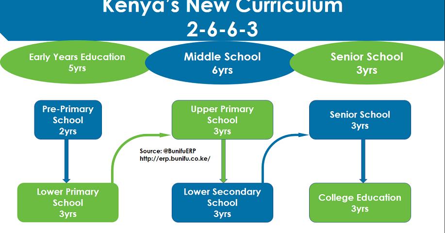 Bunifu ERP-Kenyas New Curriculum